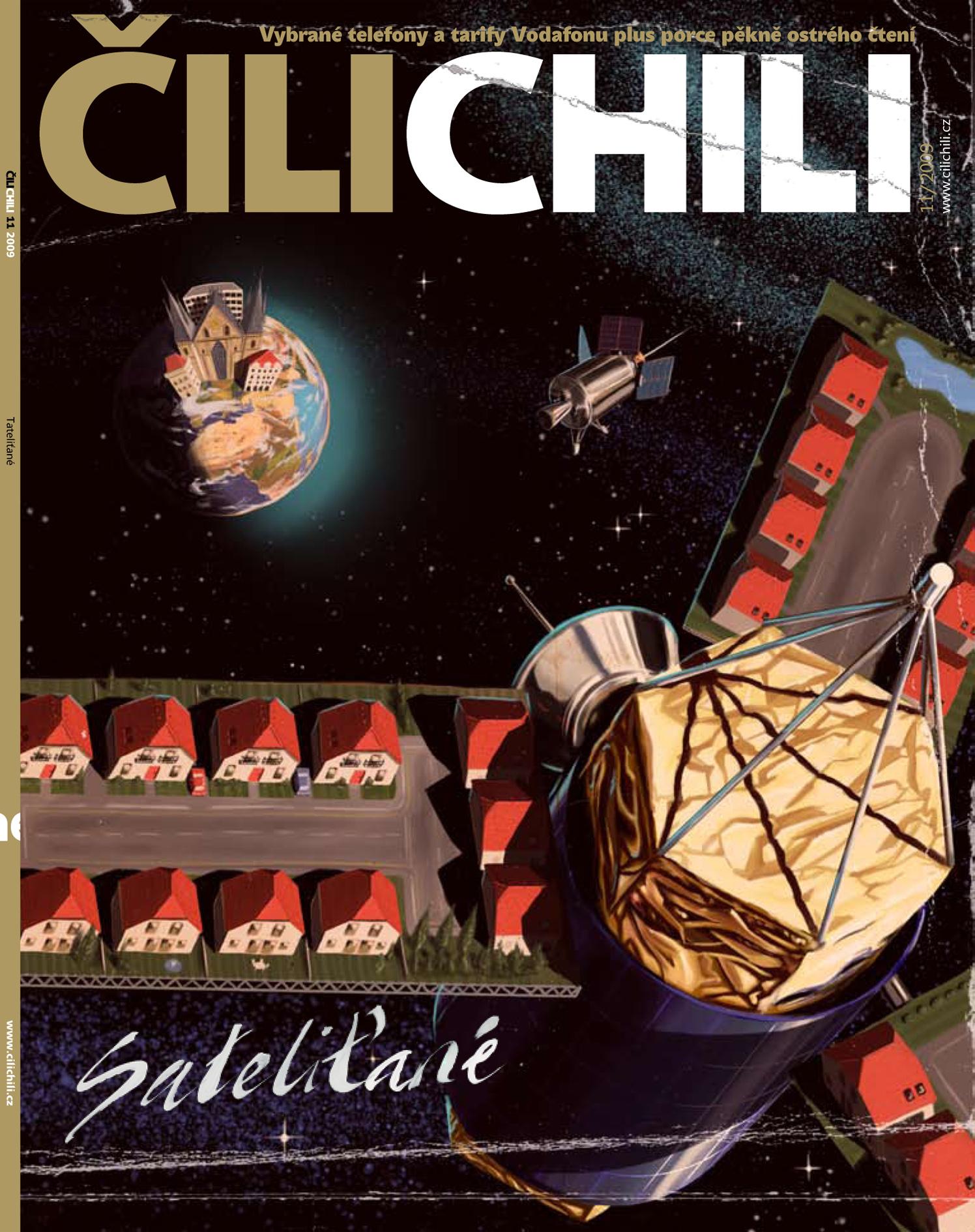 Cili Chili Magazine / Suburbs