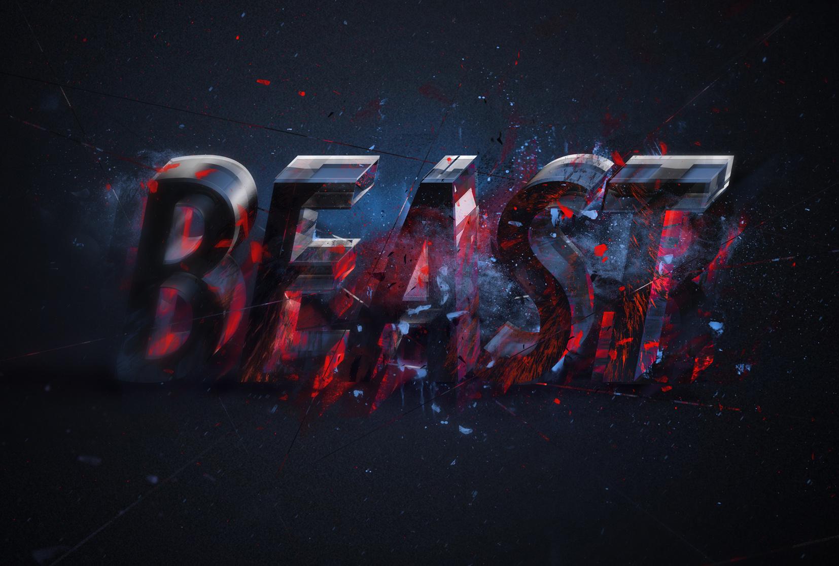 Shattered Beast