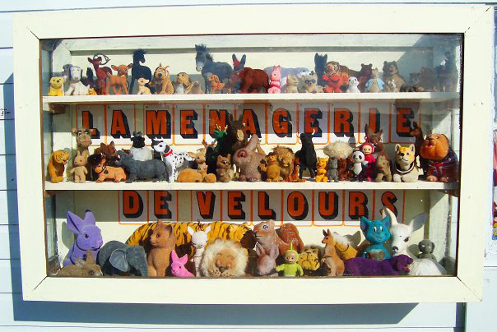 La Menagerie De Velours