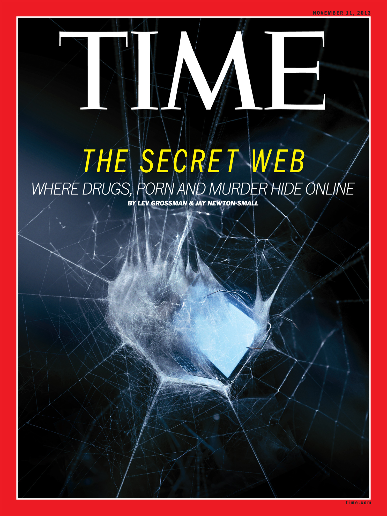 The Secret Web / Time Magazine