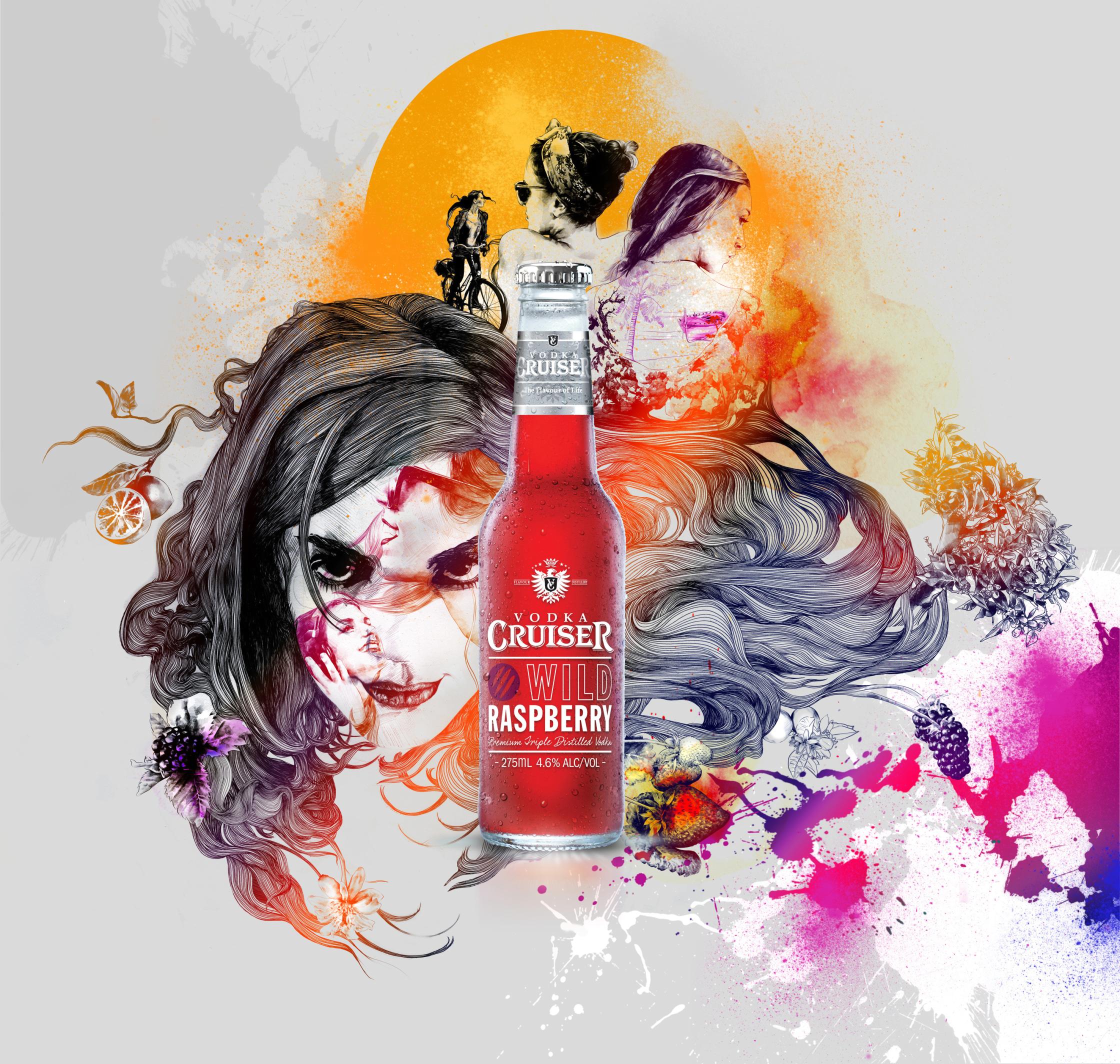 Core / Vodka Cruiser