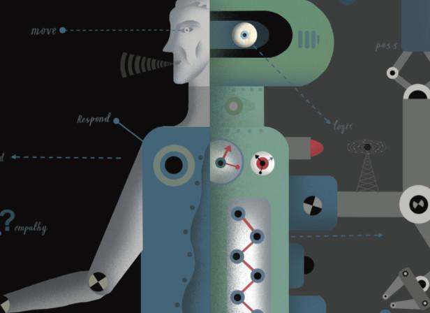 Robots / Korn Ferry