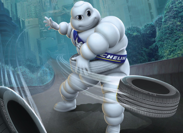 Michelin - Throw
