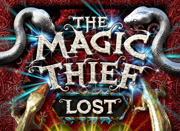 The magic Thief Lost
