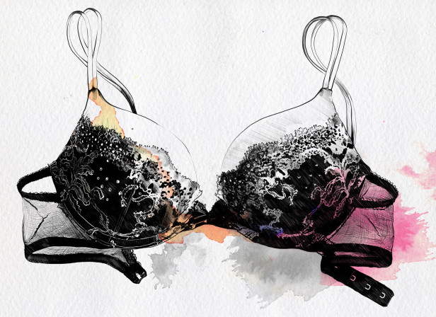 Bra Color / Victoria's Secret