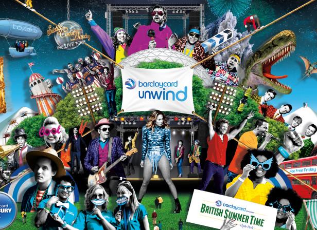 Unwind / Barclay Card