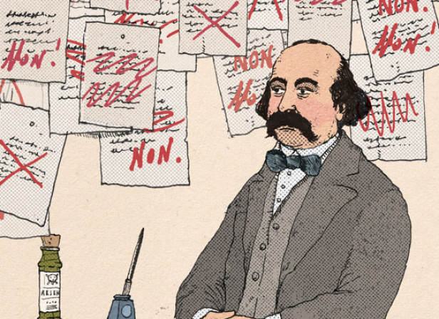 Gustave Flaubert Telegraph Review
