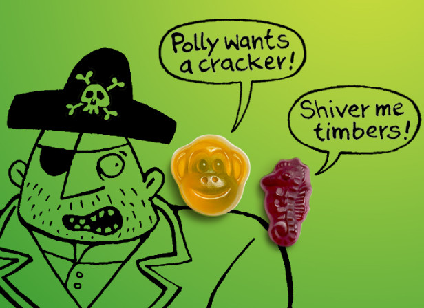 Rowntrees - Pirate