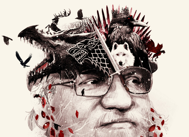 George RR Martin / Empire Magazine