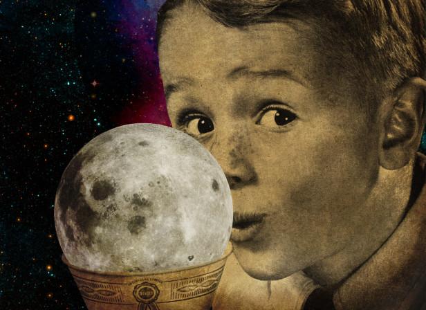 Moon Cone!