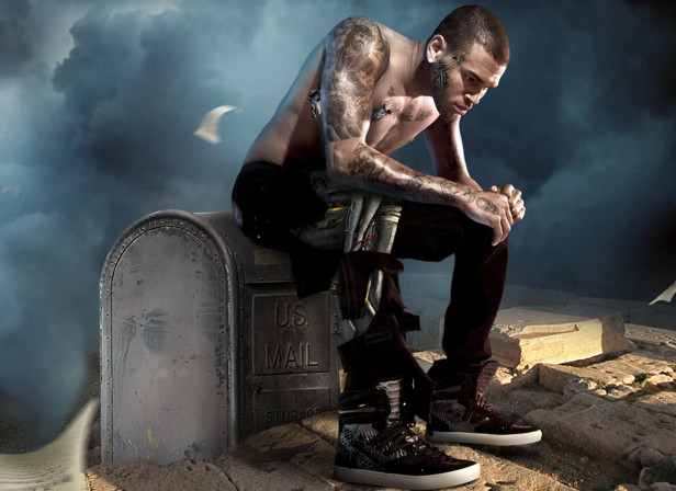 Chris Brown / YRB Magazine Editorial