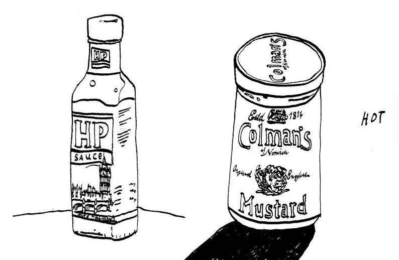 HP & Colman's