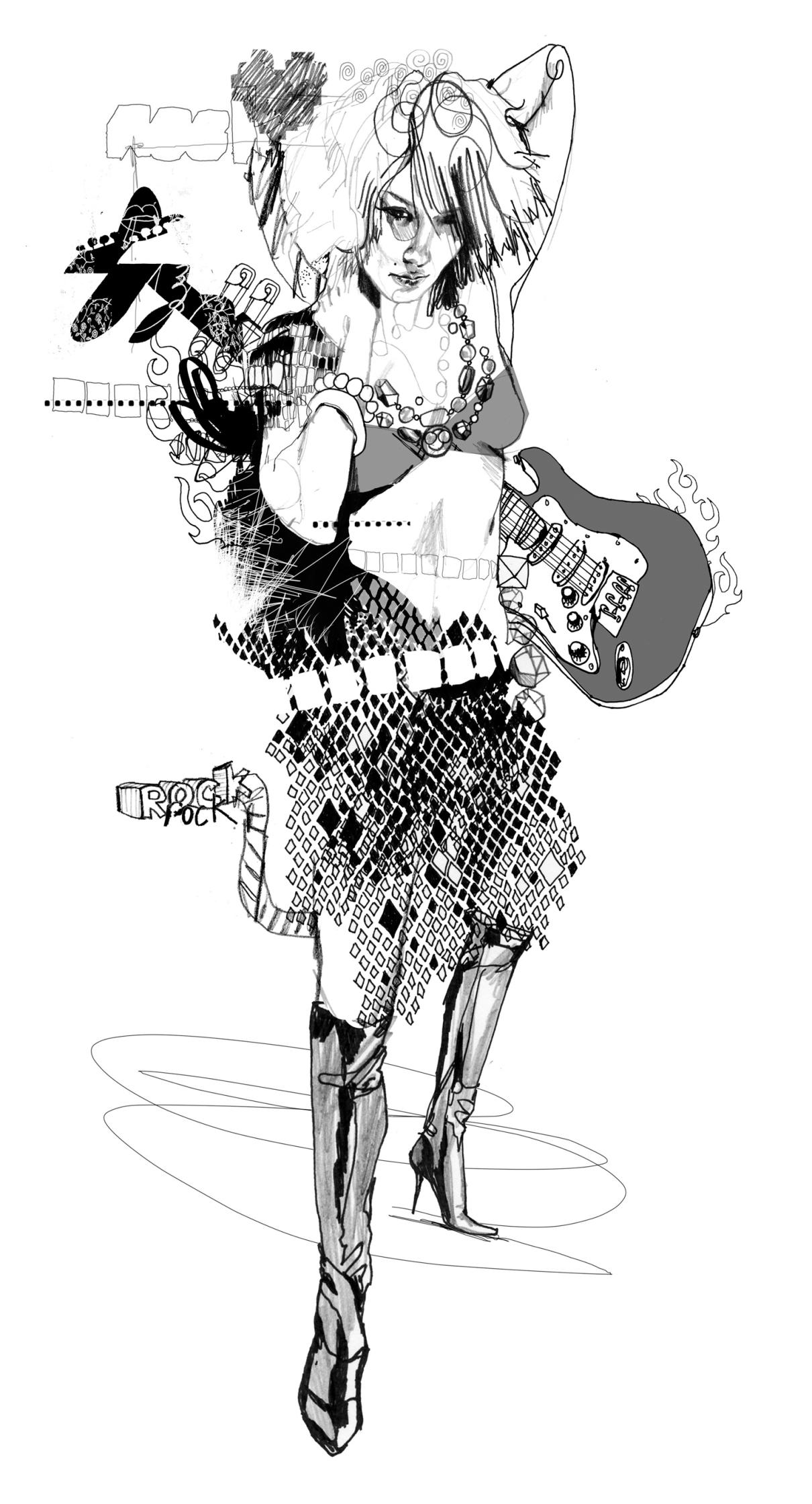Rock Chick / Miss Selfridge