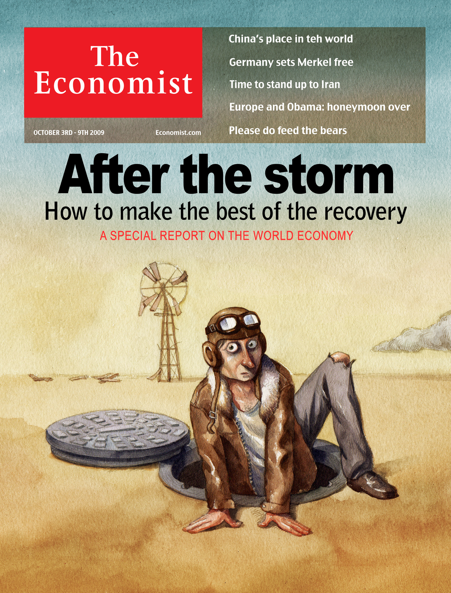 After The Storm / The Economist