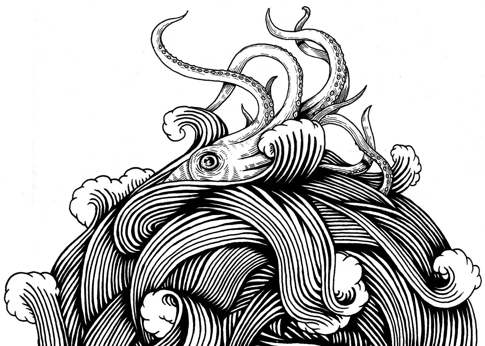 Black Tot Squid