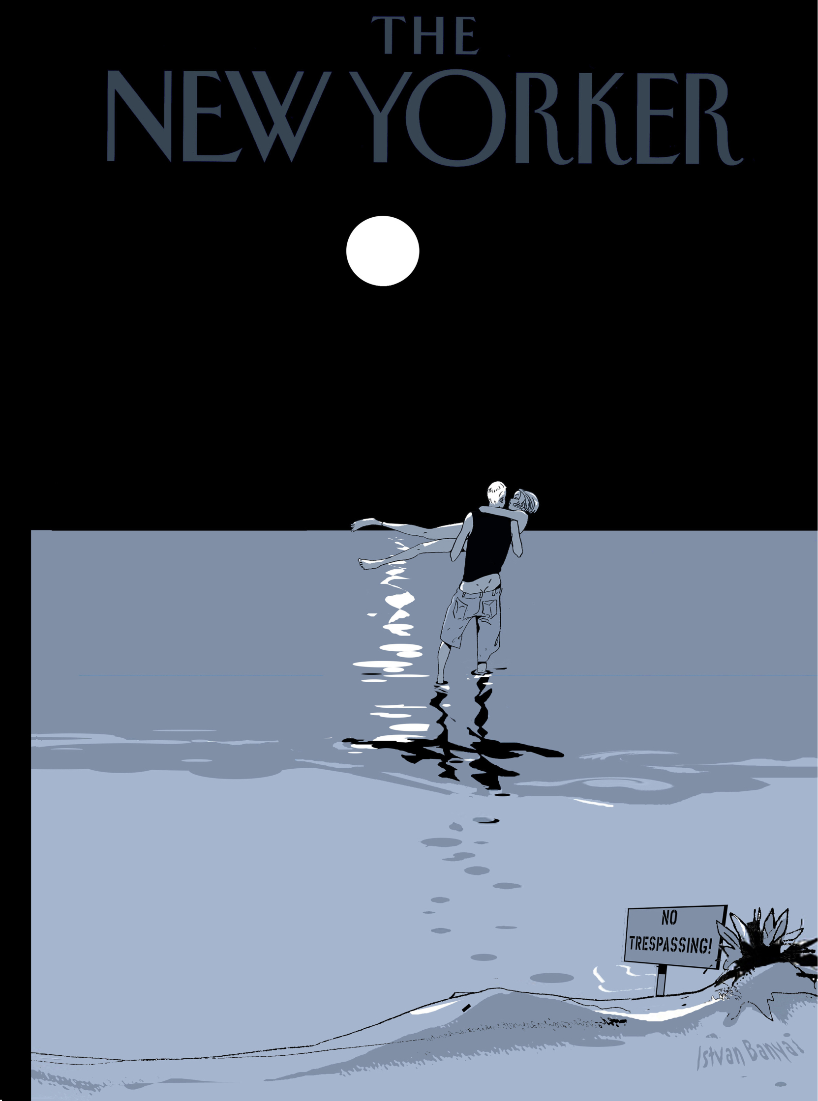 Summer Cover New Yorker