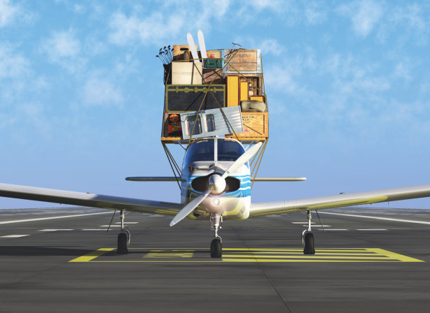 Loaded Cover / AOPA