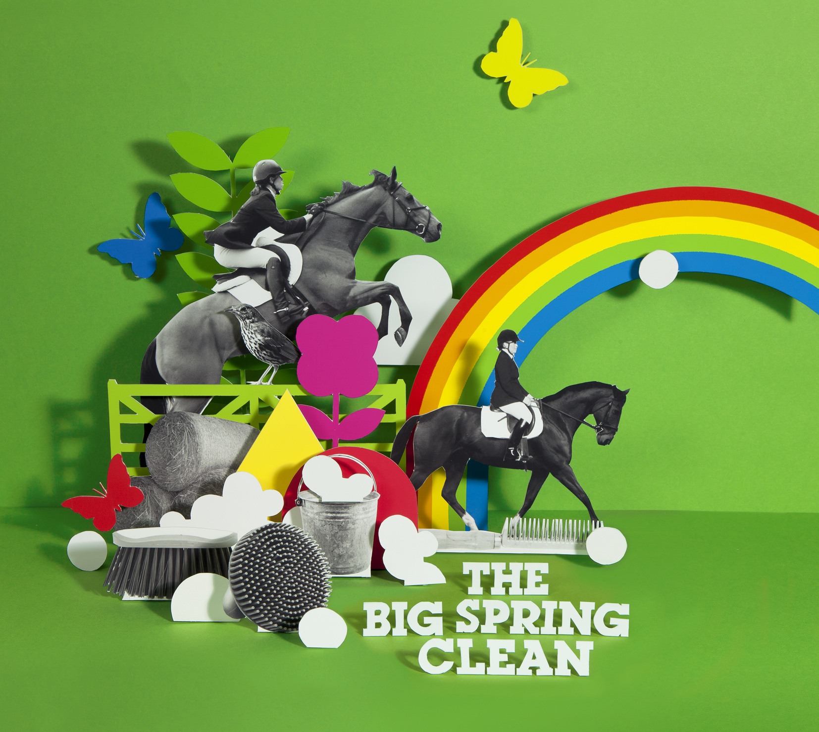 The Big Spring Clean / Paces Magazine