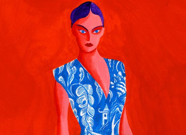 Fashion Dress Design