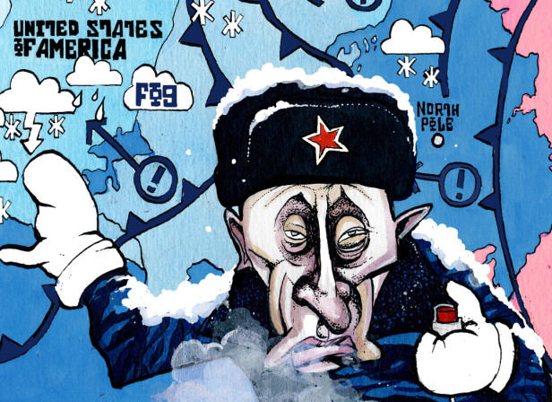 Cold War Putin The Economist