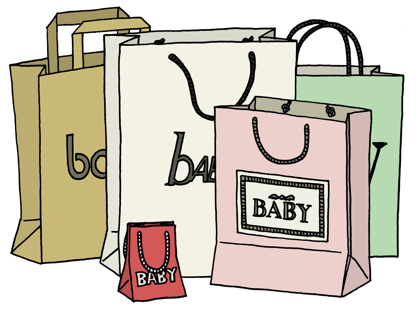 Shopping For Baby / Mothercare