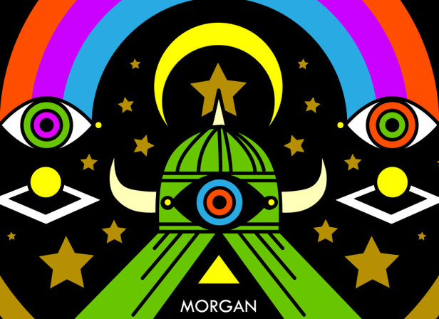 Morgan Delt Patch