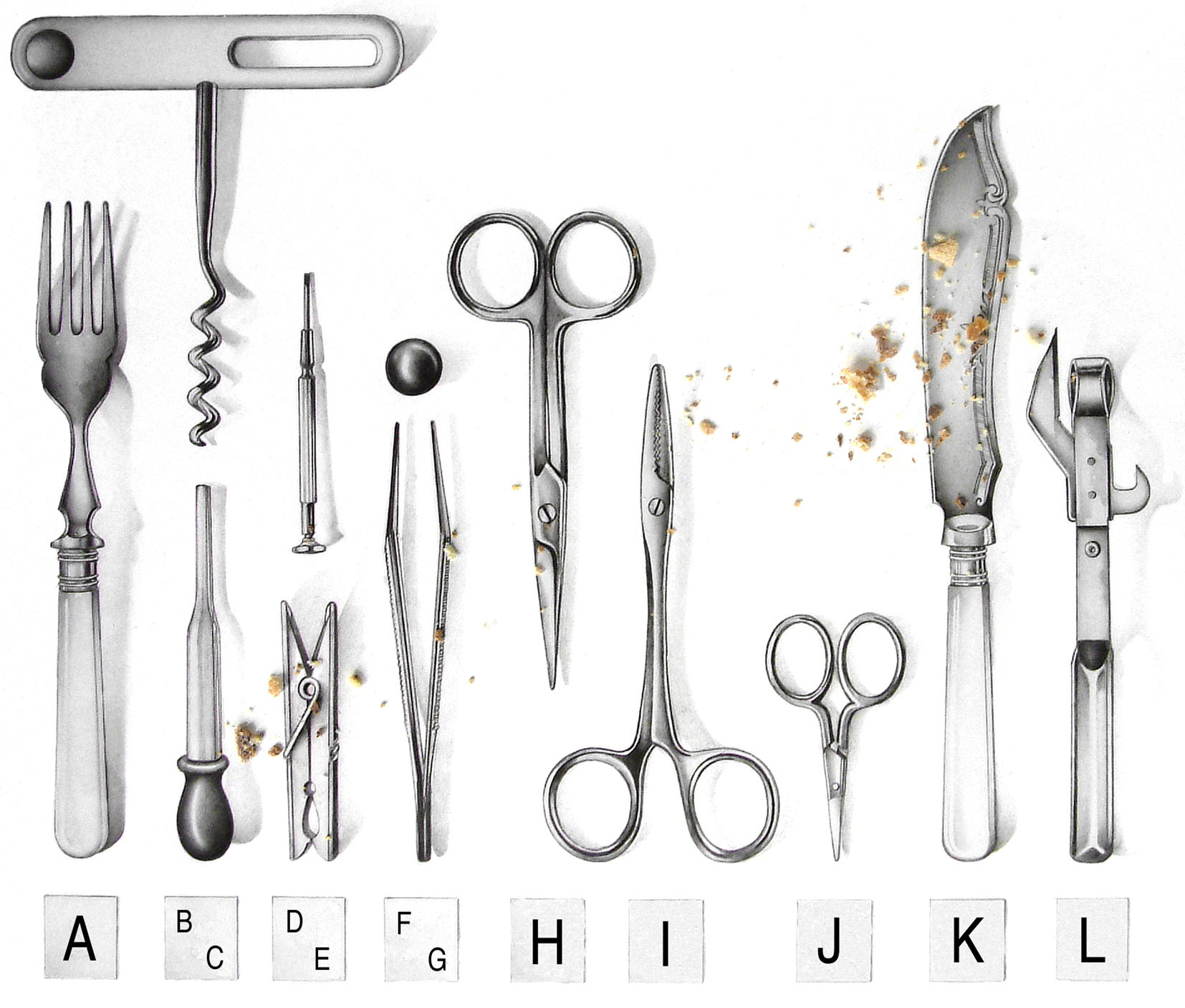 Utensils And Implements