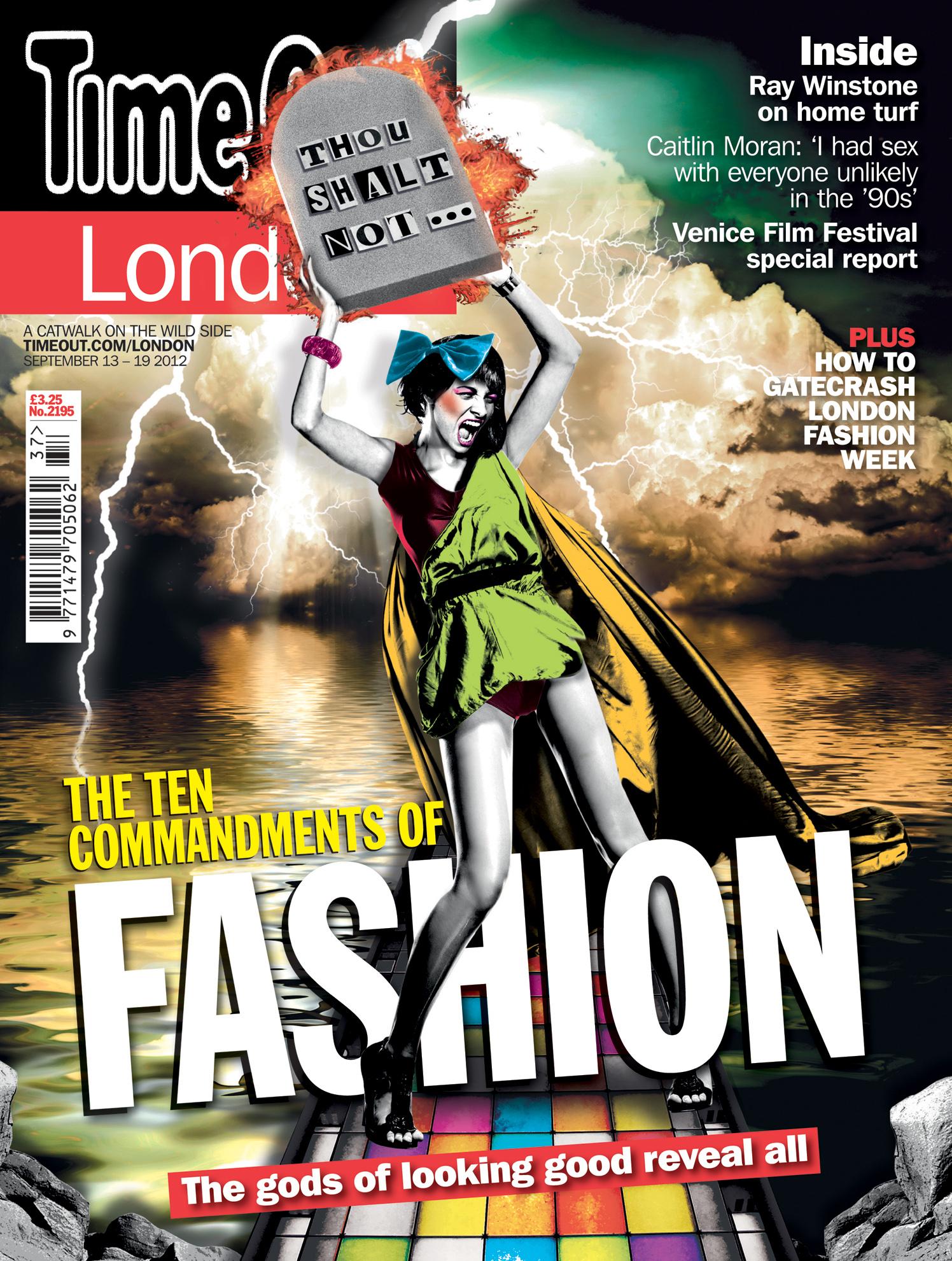 Fashion Week / Time Out Magazine