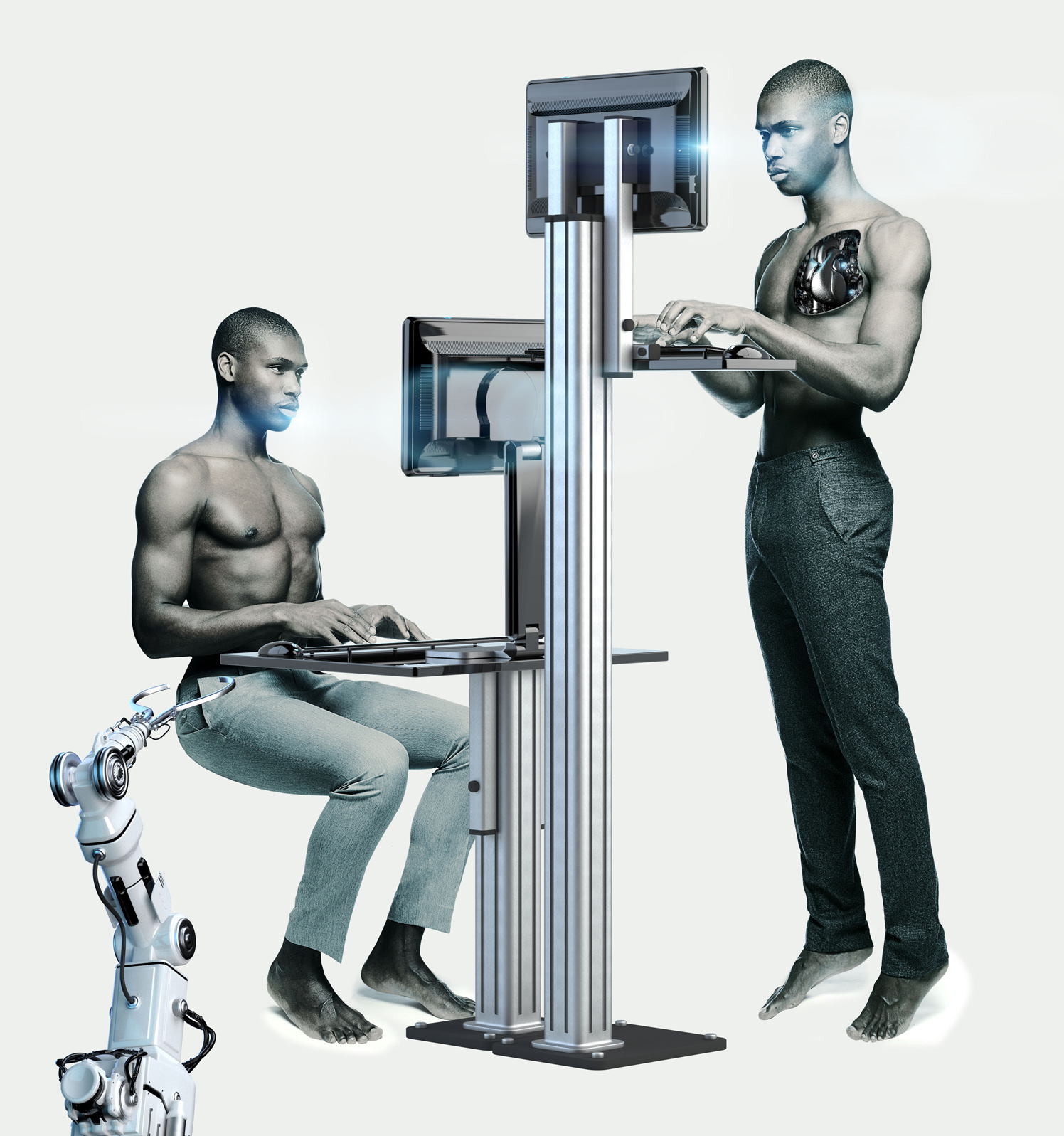 Lab Rats 2 / Men's Health Magazine