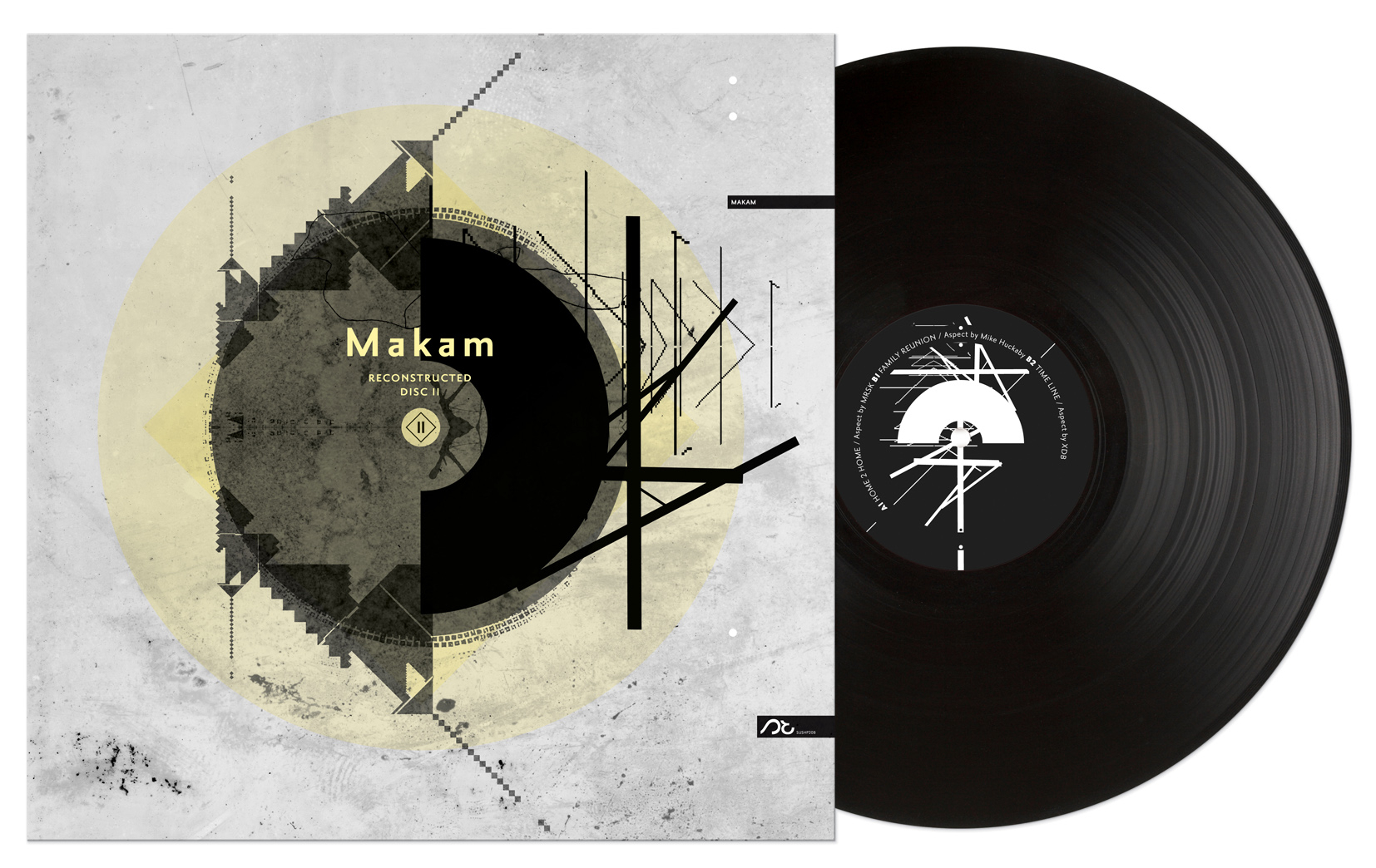 Makam Reconstructed Disc II
