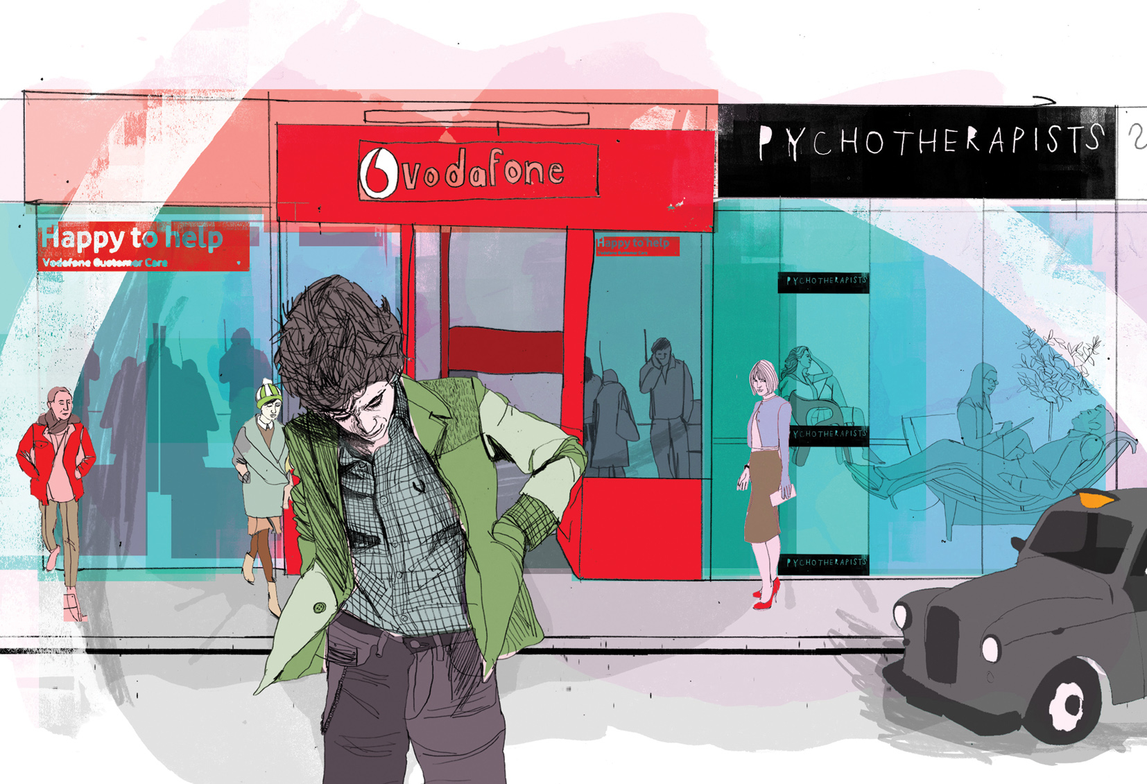 Vodafone High Street