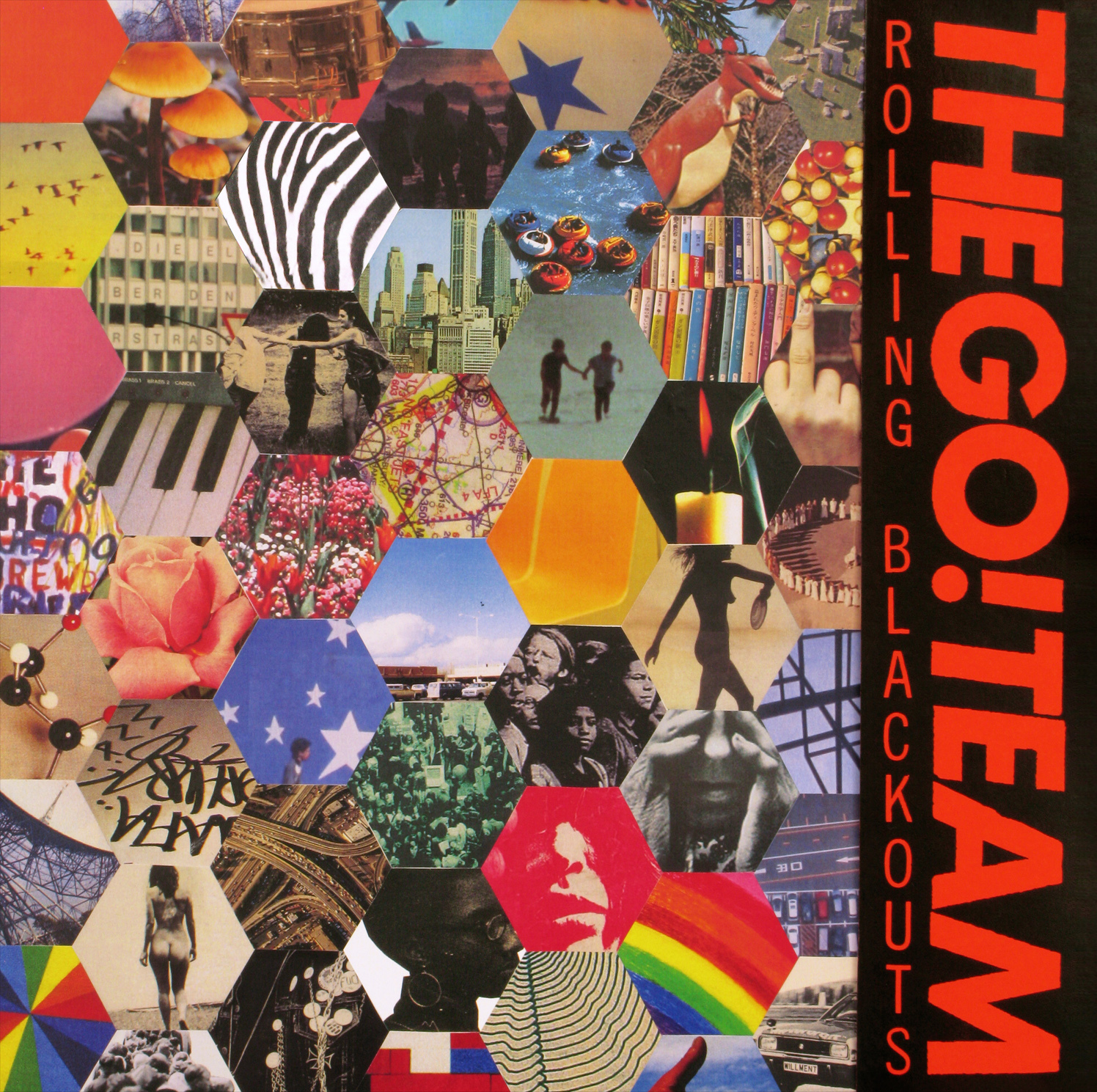 The Go! Team / Rolling Blackouts