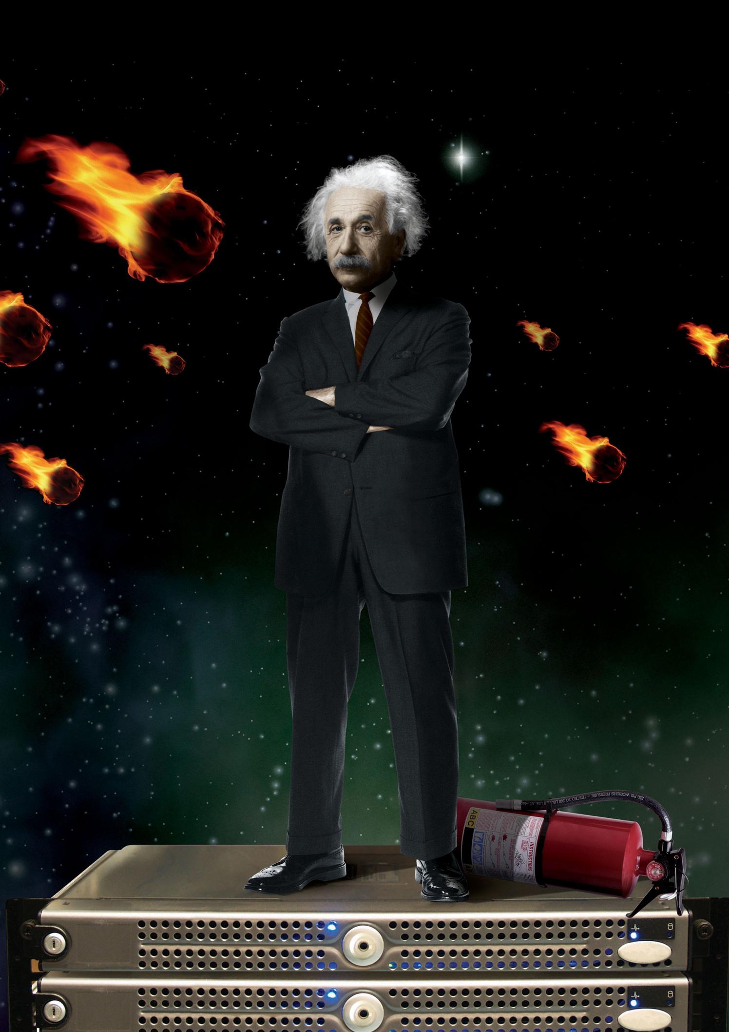 Einstein in Space Information Week