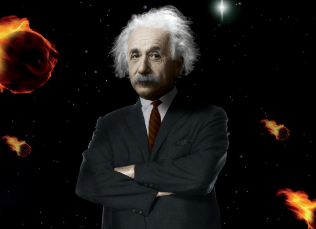 Einstein in Space Information Week