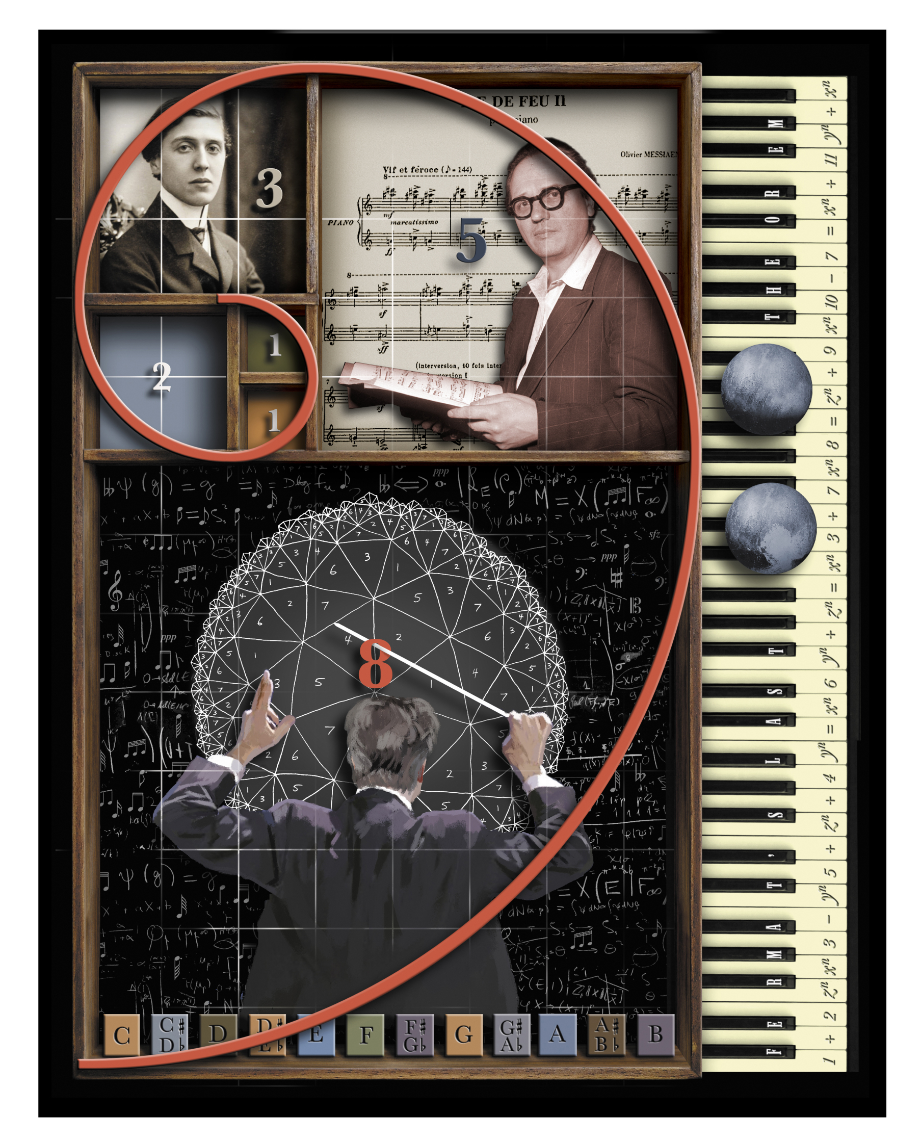 Music and Mathematics - BBC Music Magazine October 2015