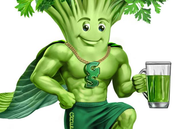 Green Shakes