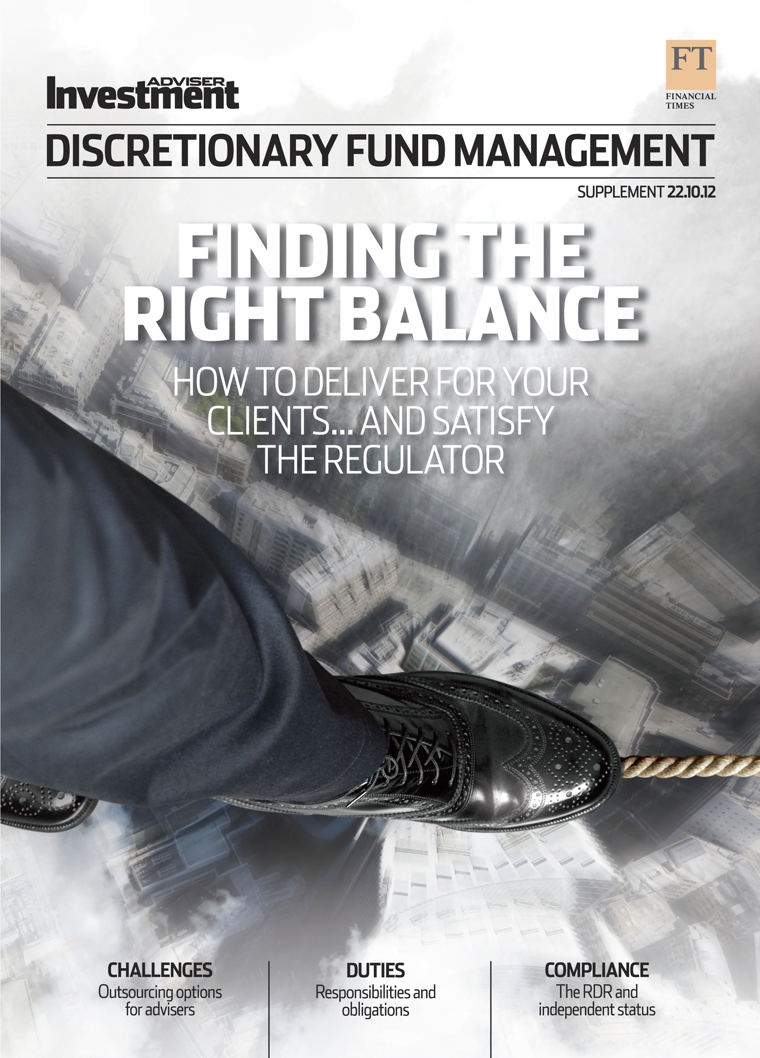 Finding The Right Balance / Financial Times