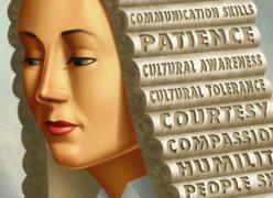 Female Judge Qualities / Noise