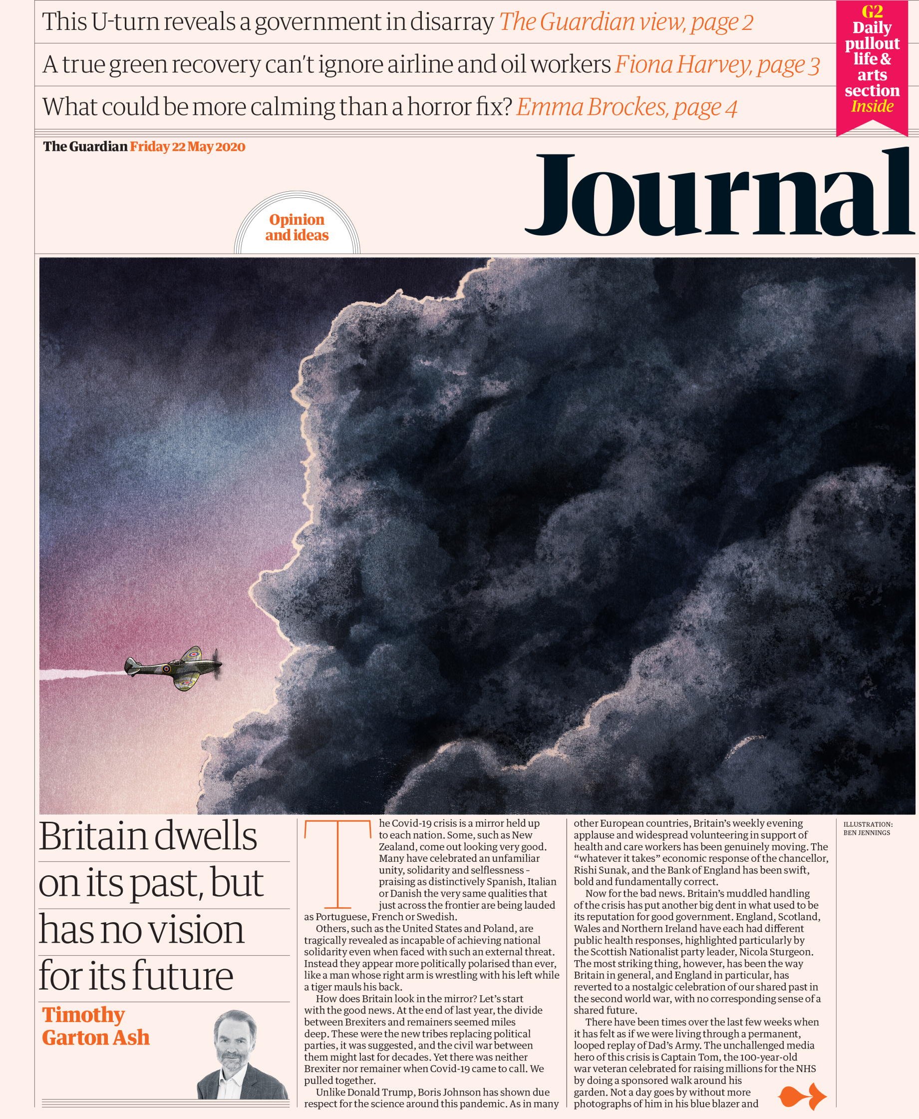The Guardian � Journal front � 22 May 2020.jpg