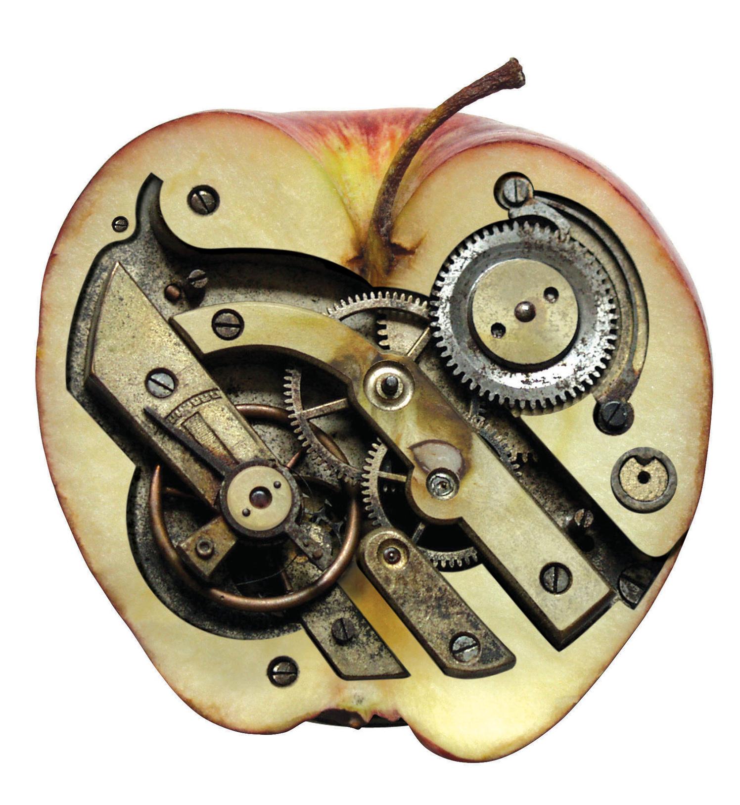 Clockwork Apple NY Times