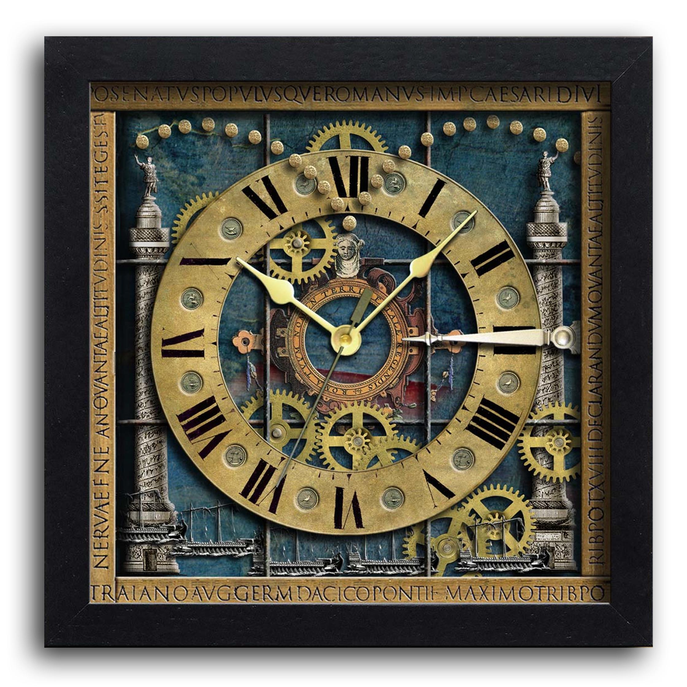 Steam Punk Clock