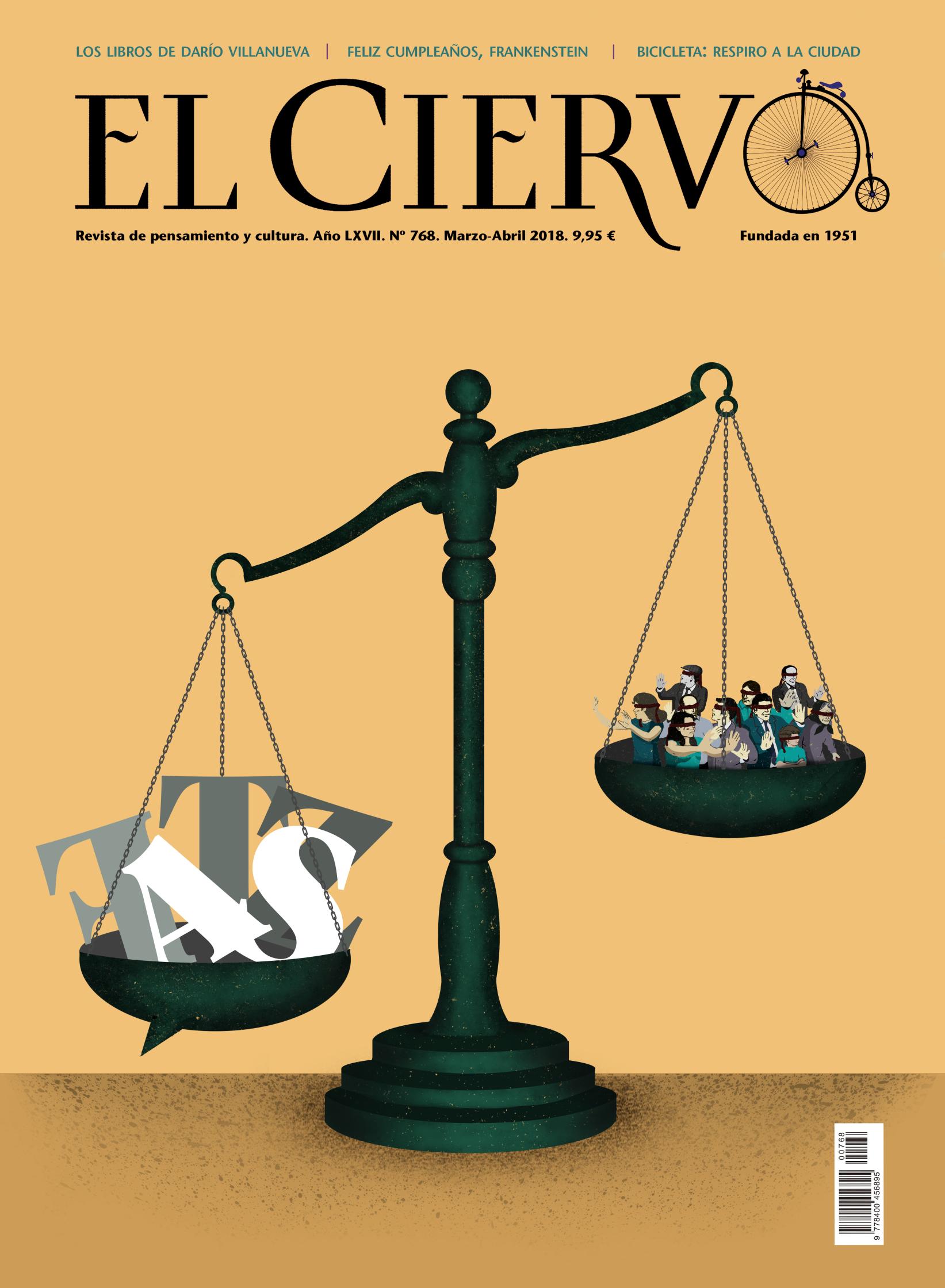 El Ciervo cover - The power of the word.jpg