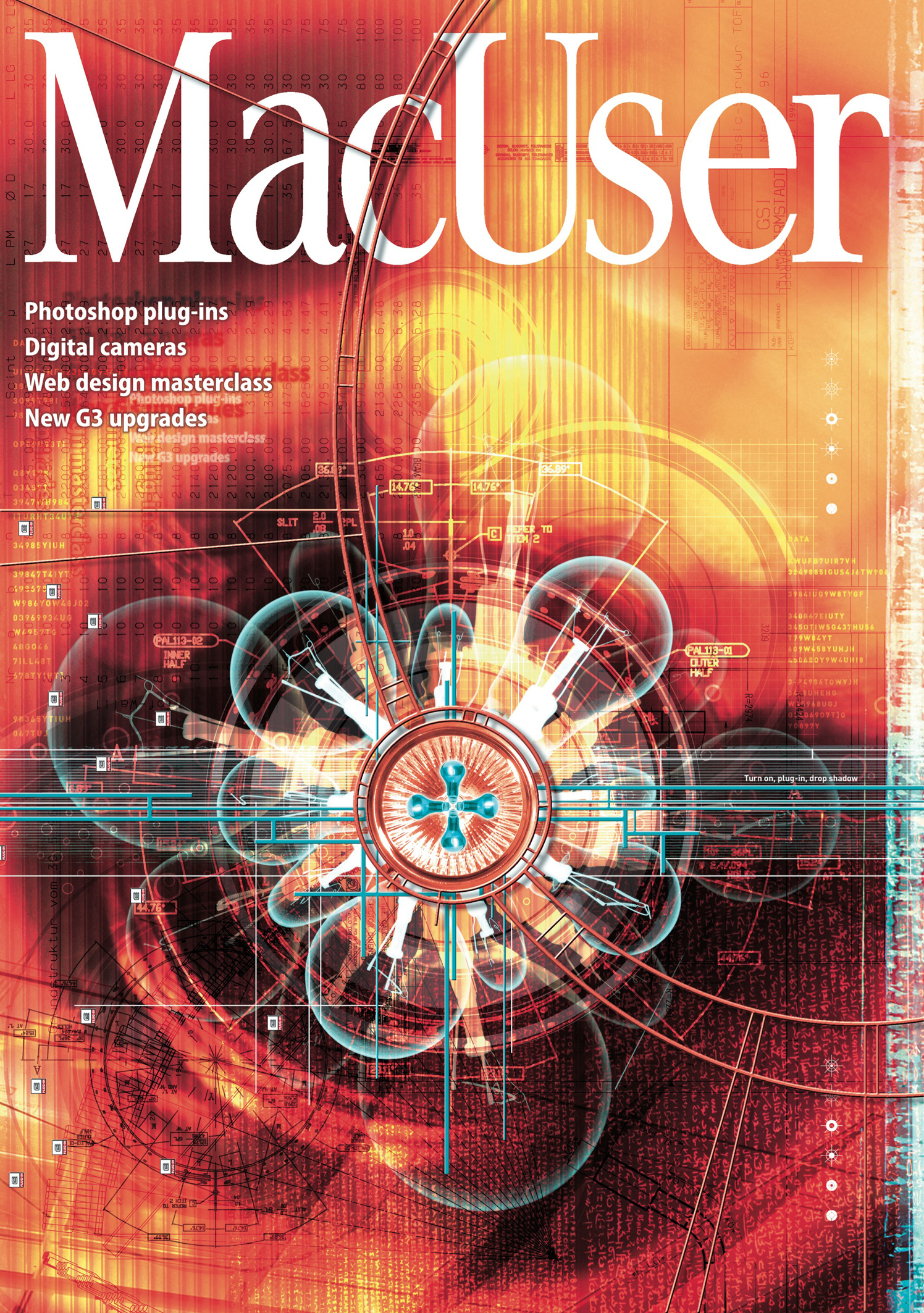 MacUser Cover