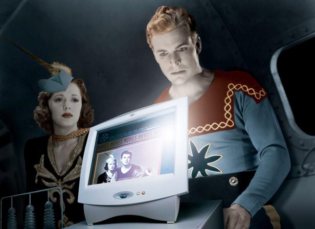 Web TV Buck Rogers