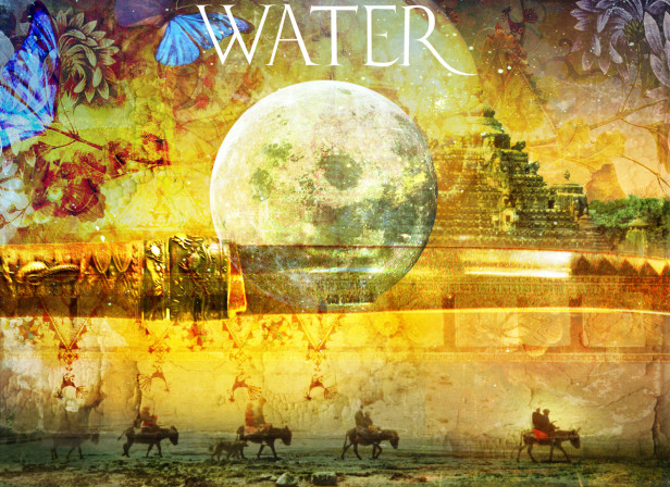 Beyong Near Water Book Cover Boktalo Publishing