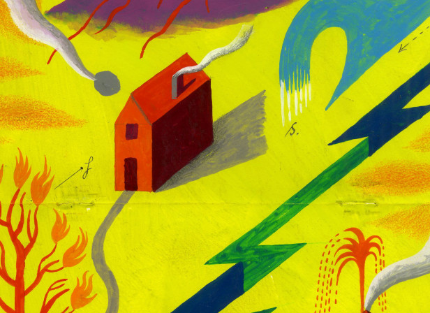 Yellow Landscape with Red House.jpg