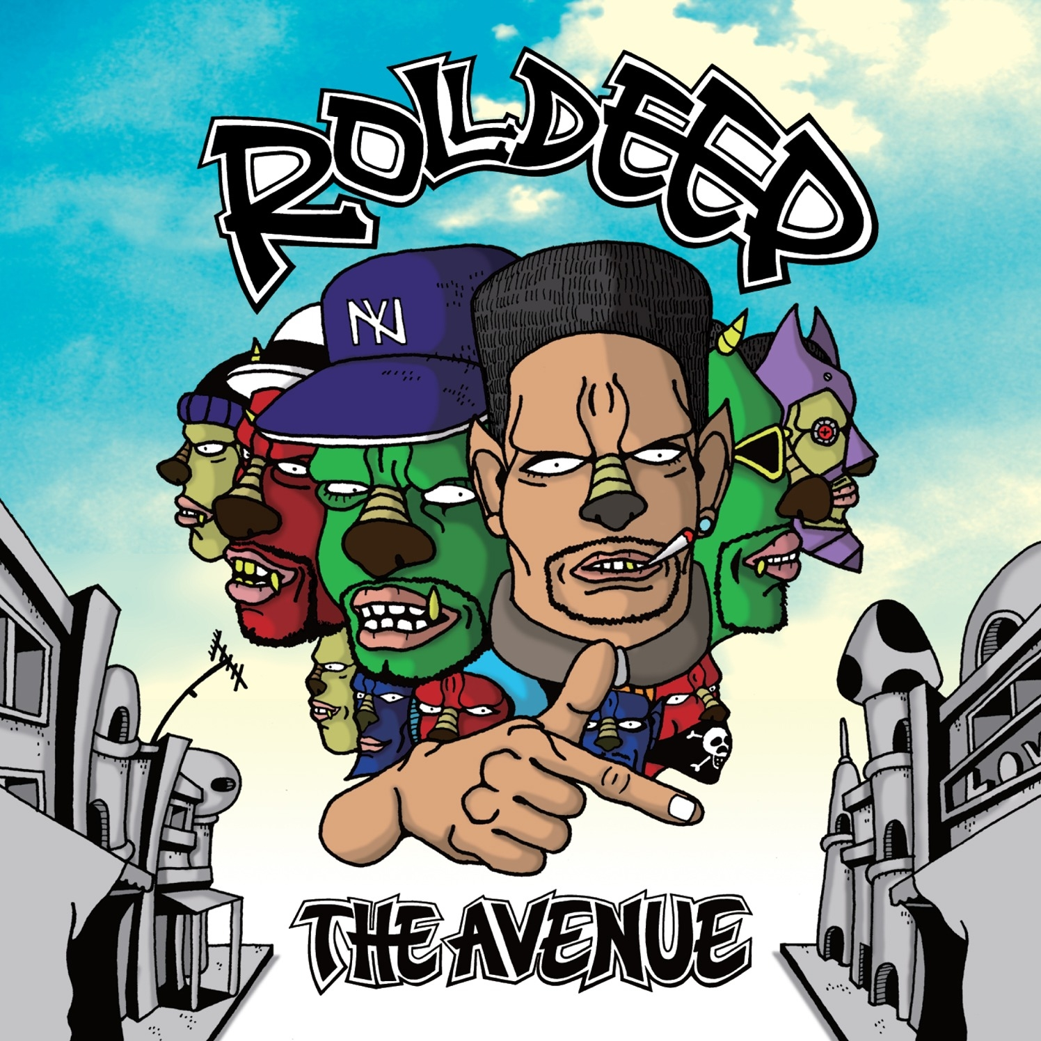 Roll Deep The Avenue