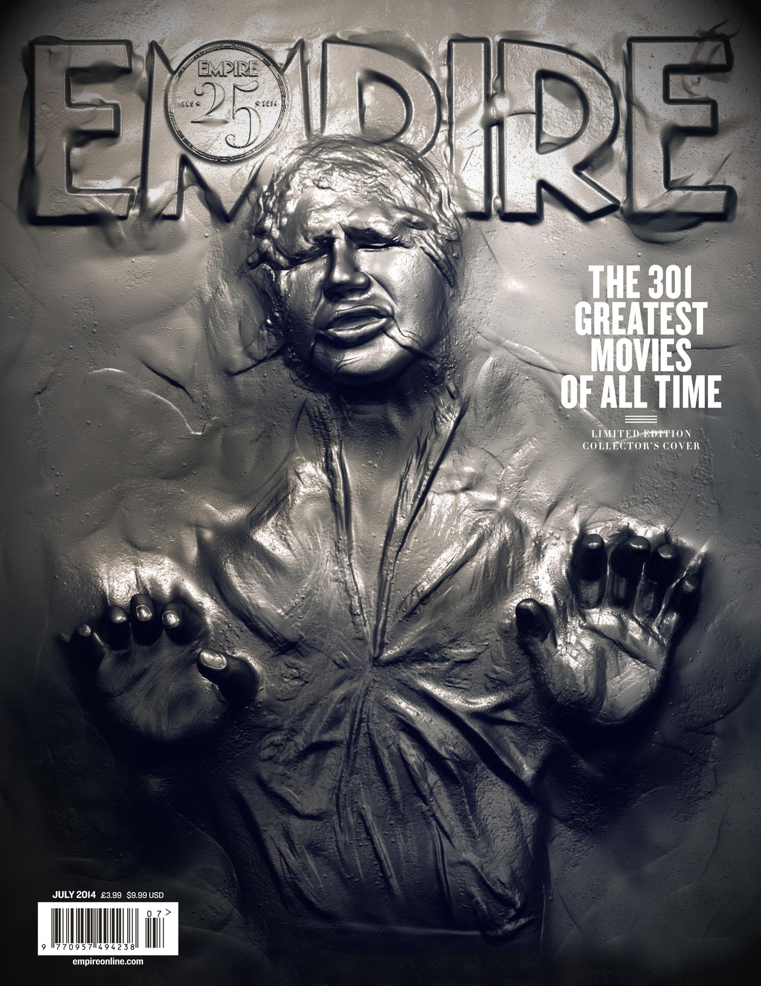 Han Solo / Empire Magazine