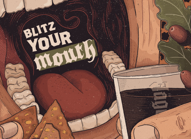 Blitz Your Mouth / Jagermeister