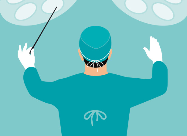 Surgery With Sound / New Scientist